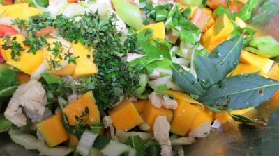Conserves de butternut et legumes aux senteurs de Provence - 6.1