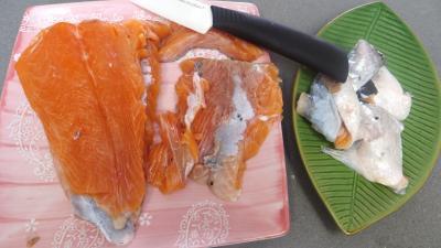 Tourte au saumon - 1.1