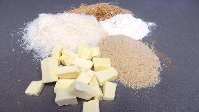 Crumble aux blettes en cassolettes - 6.2