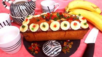 Cake à la banane - 8.1