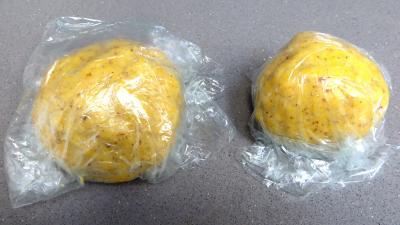 Palets à la pâte d'amande - 3.4