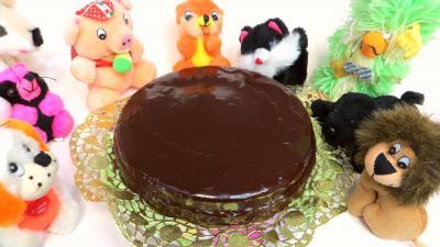 Dessert au chocolat : Sachertorte
