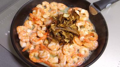 Cuillères de crevettes à la Chantilly - 2.2