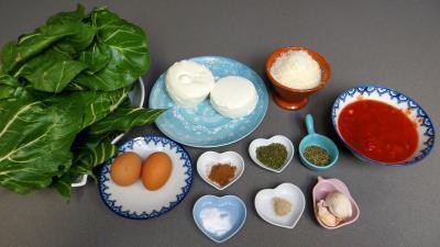 Ingrédients pour la recette : Storzapretis revisités