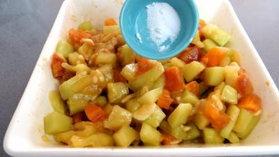 Pastèque en salade meringuée - 5.3