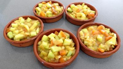 Pastèque en salade meringuée - 8.1