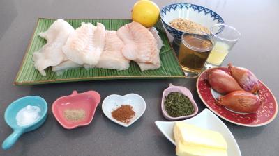 Ingrédients pour la recette : Cabillaud à la flamande