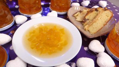 Recette Bocaux et coupelles de confiture de pastèques