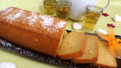 Cake à la crème de riz du Libéria - 6.3