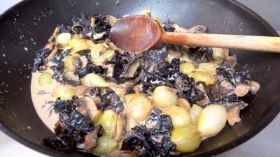 Côtes de veau à l'amaretto - 6.3