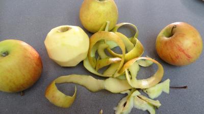 Tarte aux pommes à l'armagnac - 4.1