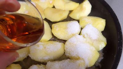 Tarte aux pommes à l'armagnac - 6.1