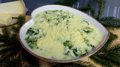 Cuisine auvergnate : Soupe auvergnate