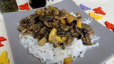 Vermicelles de riz aux câpres - 6.1