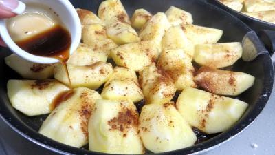 Bison rôti aux pommes - 7.3