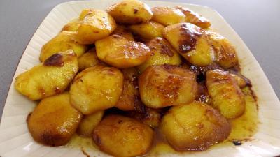 Bison rôti aux pommes - 8.1