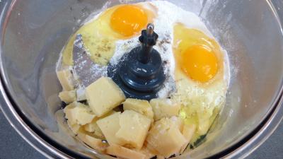 Quenelles natures à la sauce bolognaise - 1.3