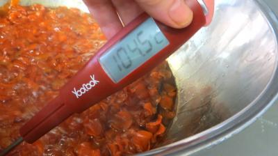 Confiture de carottes - 3.2