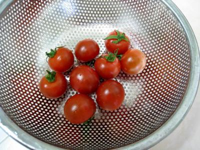 Salade de mâche aux foies de volaille et aux pommes - 2.2