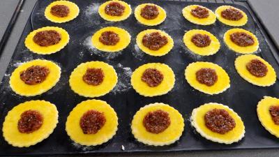 Biscuits d'abricots secs façon chinoise - 5.2