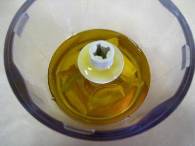 Salade de mâche aux foies de volaille et aux pommes - 4.2
