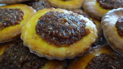 Recette Biscuits d'abricots secs façon chinoise