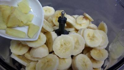 Mousse de bananes façon chinoise - 2.1