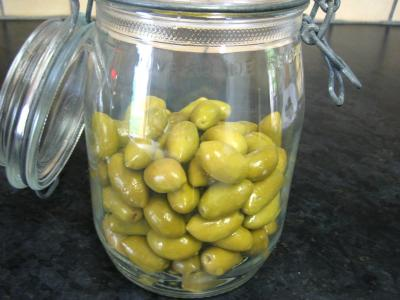 Olives au parfum d'Andalousie - 3.4