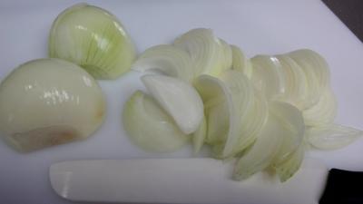 Blancs de poulet aux poivrons - 2.2