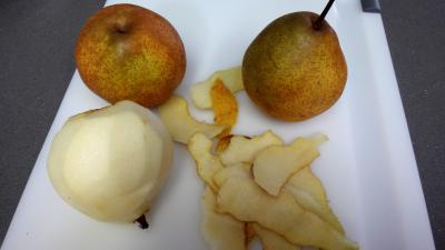 Clafoutis aux poires - 3.1
