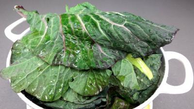 Salade au chou, noix et féta - 1.2