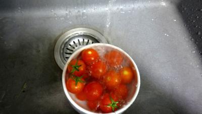 Salade au chou, noix et féta - 2.1