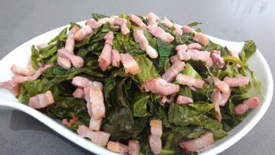 Salade au chou, noix et féta - 5.2