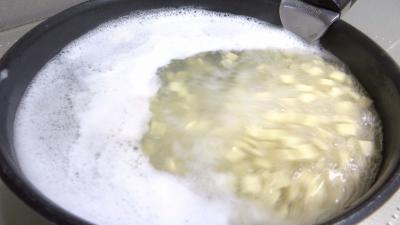 Côtes d'agneau aux crozets - 6.1