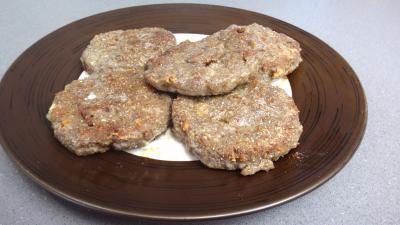 Pancakes façon hamburger - 4.2