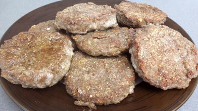 Pancakes façon hamburger - 4.4