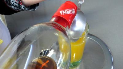 Punch orange-ananas - 2.2