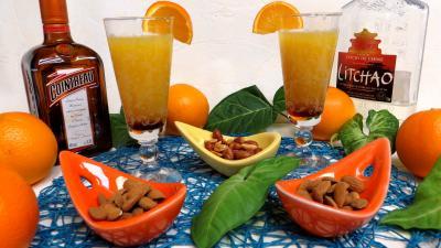 Punch orange-ananas - 3.1