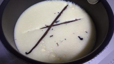 Crème anglaise - 3.3