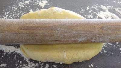 Pâte à quiche épicée - 3.2