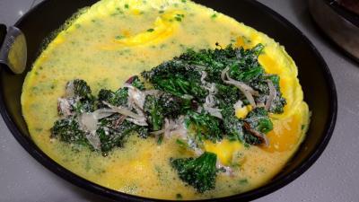 Omelette aux brocolis - 6.2