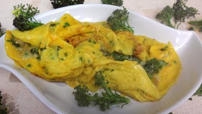 Omelette aux brocolis - 6.4