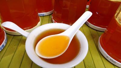 Confiture de punch orange-ananas - 4.3