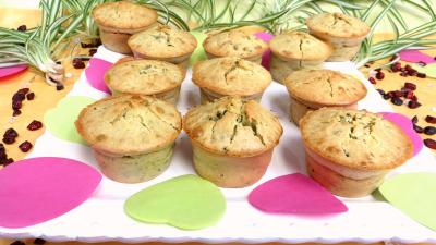 muffins : Muffins aux brocolis