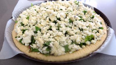 Pizza aux broutes - 5.3