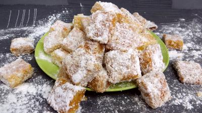 Desserts : Lamingtons