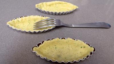 Barquettes et tartelettes au chou - 6.1