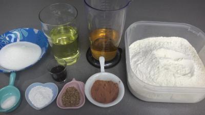 Ingrédients pour la recette : Zézettes