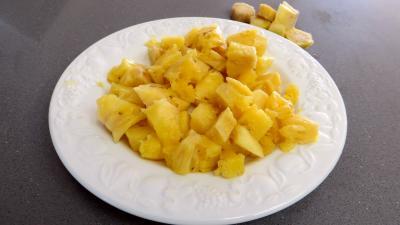 Cake à l'ananas sans gluten - 2.1