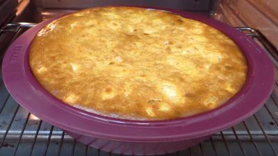 Gâteau de riz aux poires - 7.3